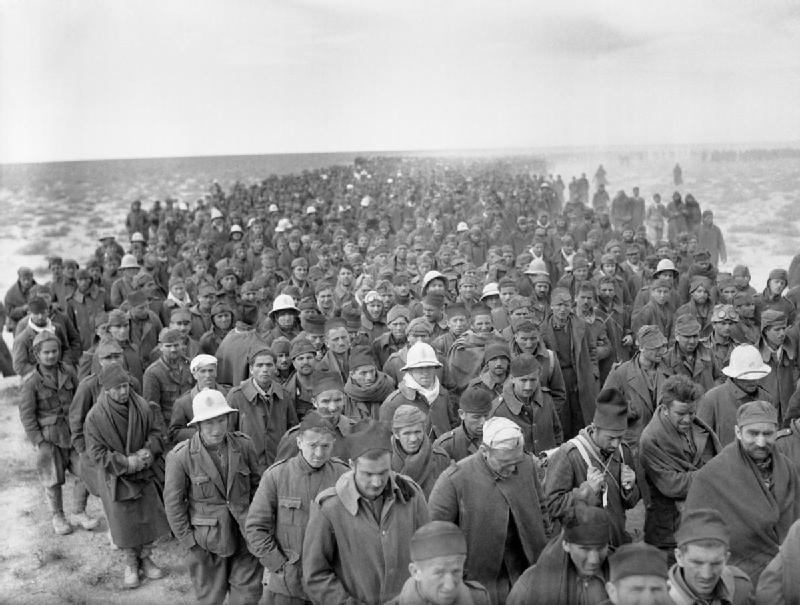 Italian prisoners