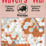 Wavell´s War - Cover Flyer - Front