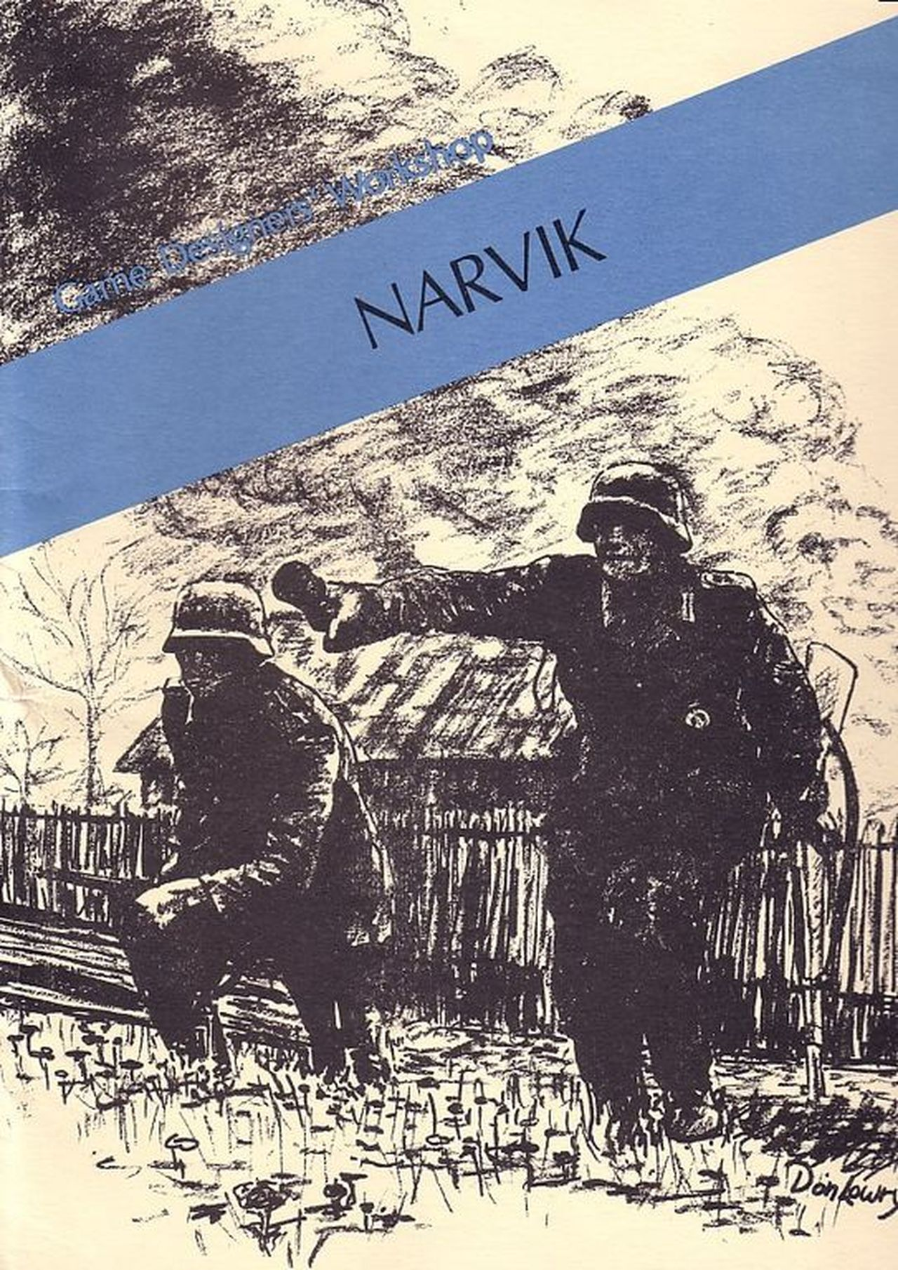 Narvik - Box Art (front)