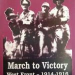 March to Victory - Front Cover