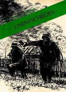 Unentschieden - Front Cover