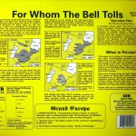 For Whom the Bell Tolls - Game Box - Back