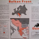 Balkan Front - Back of Box
