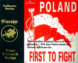 First To Fight - Box Cover of First Edition