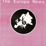 The Europa Magazine #5 - Cover