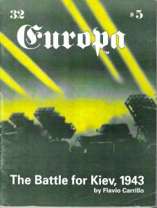 The Europa Magazine #32 - Cover