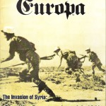 The Europa Magazine #33 - Cover