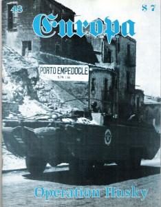 The Europa Magazine # 48 - Cover