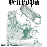 The Europa Magazine # 58 - Cover