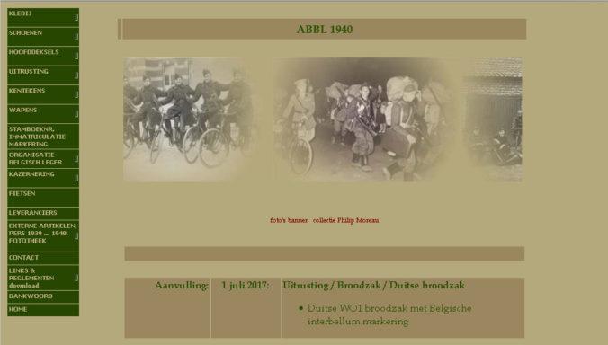 Screenshot of www.abbl1940.be