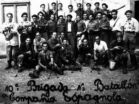 Spanish Partisans in France, 1944