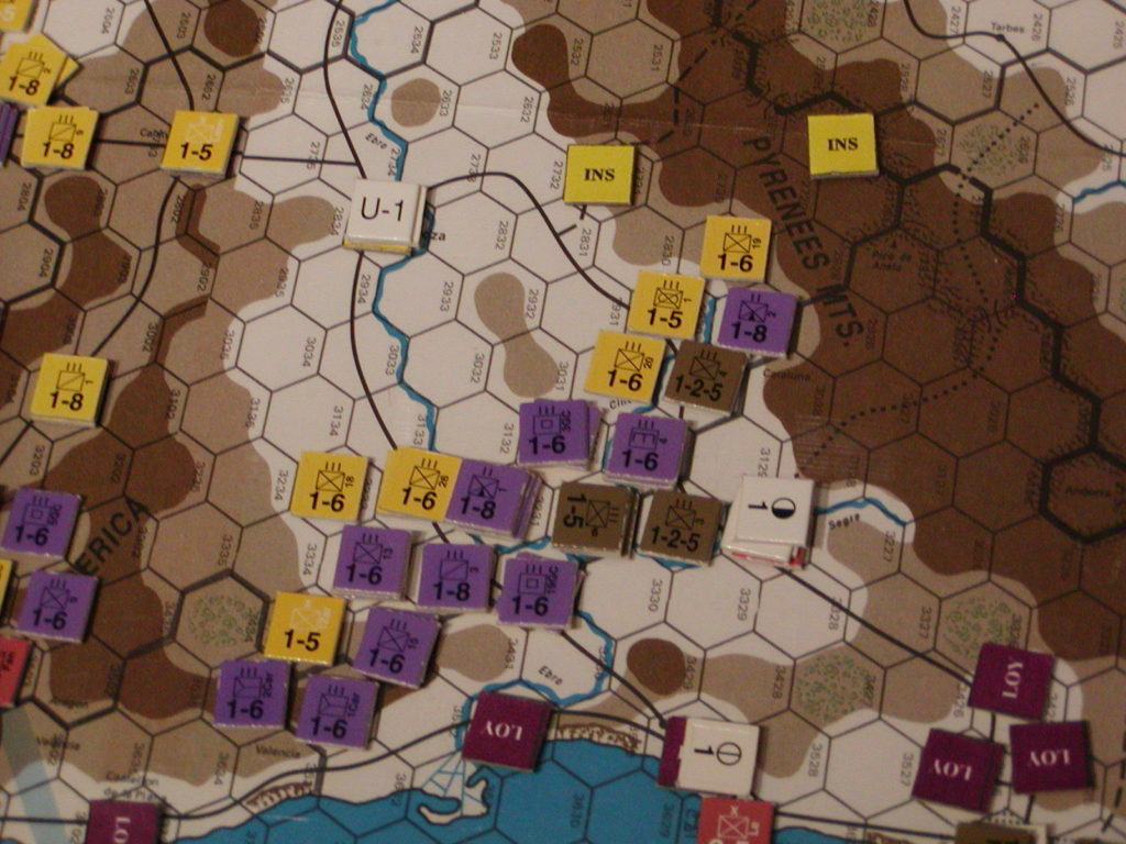 FWtBT No 04- SEP II 36: Tactical View of Ebro Valley operations