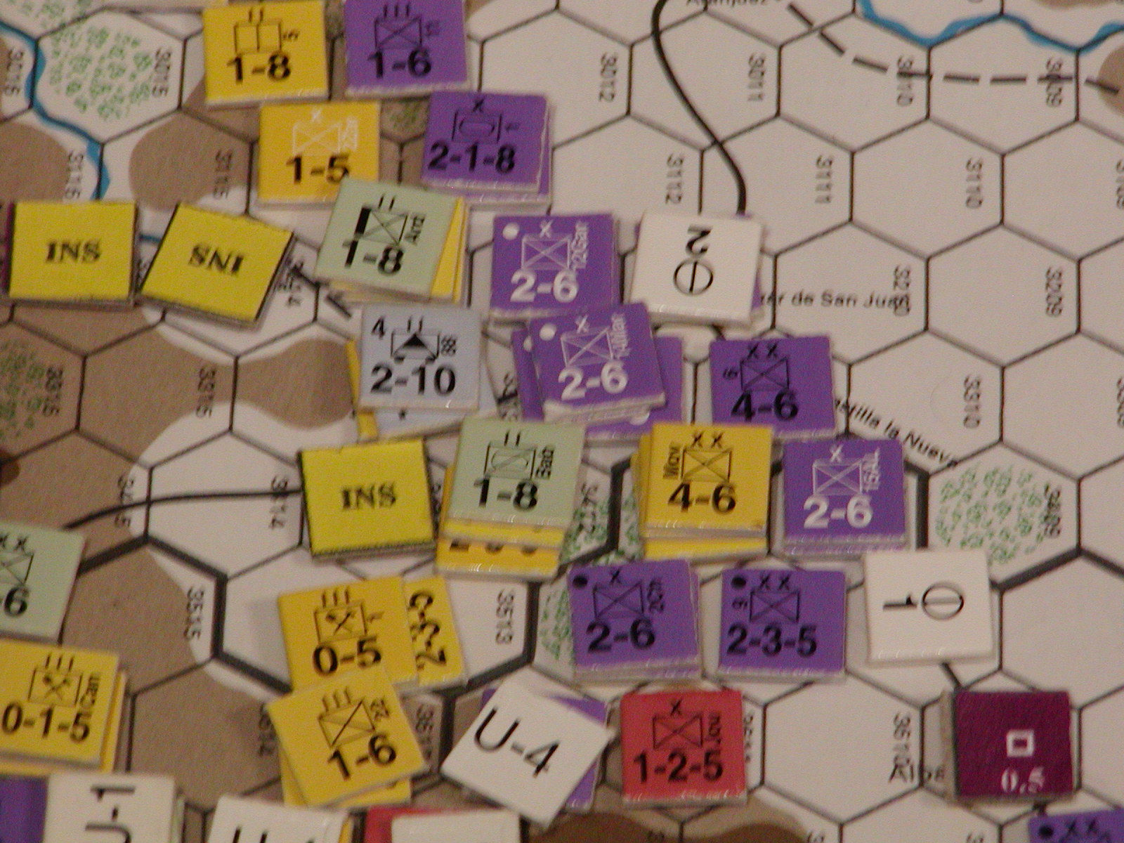 FWtBT No 4 - FEB I 37: Tactical view: Republicans push through south of Tommelleso