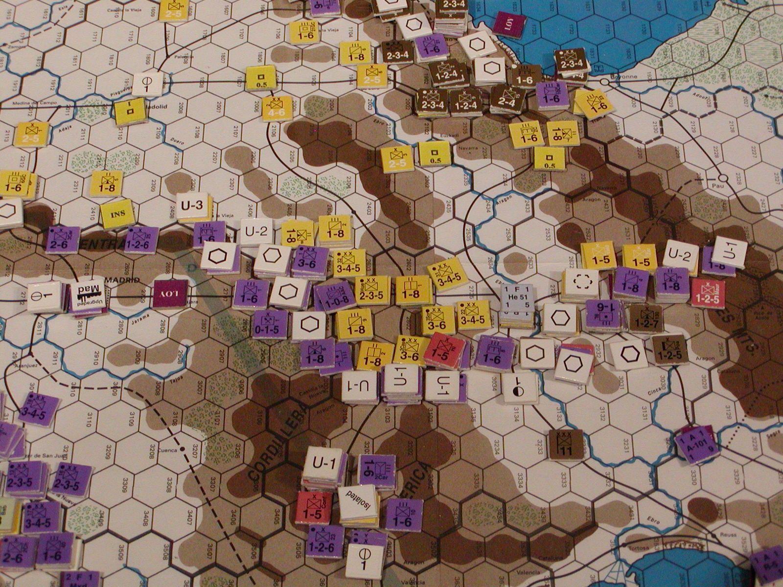 FWtBT No 4 - FEB II 37: Tactical: The Teruel pocket contracts for last stand.