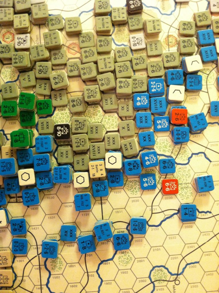 Battle for the Ardennes, May I 40