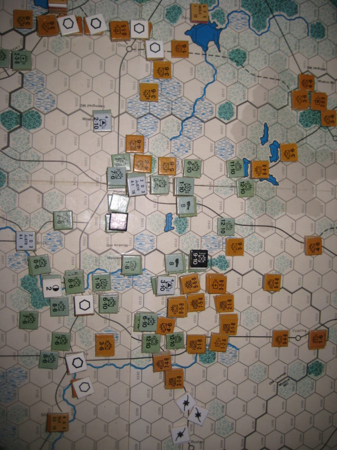 SE AAR 01 - 1941 AUG I - Axis End of Turn