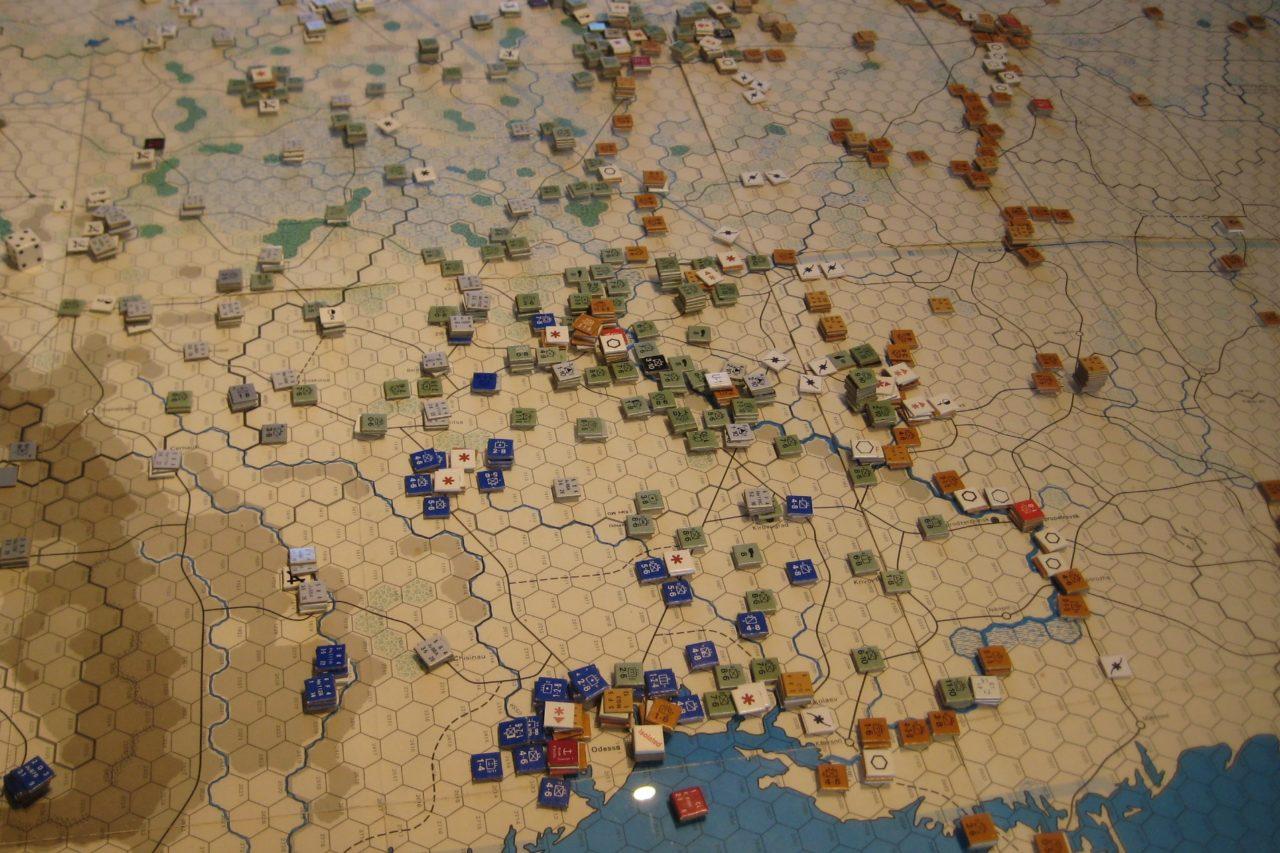 SE AAR 01 - 1941 AUG II - Axis Combat Phase