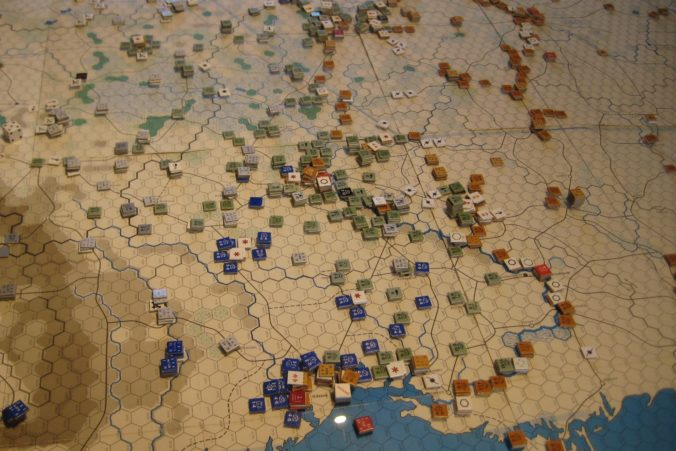SE AAR 01 - 1941 AUG II - Axis Combat Phase