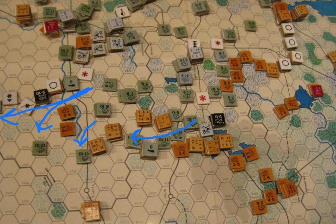 SE AAR 01 - 1941 AUG II - Axis Exploitation Phase