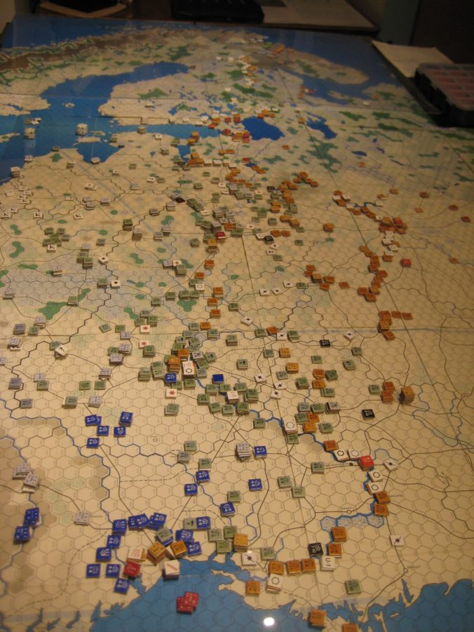 SE AAR 01 - 1941 AUG II General View