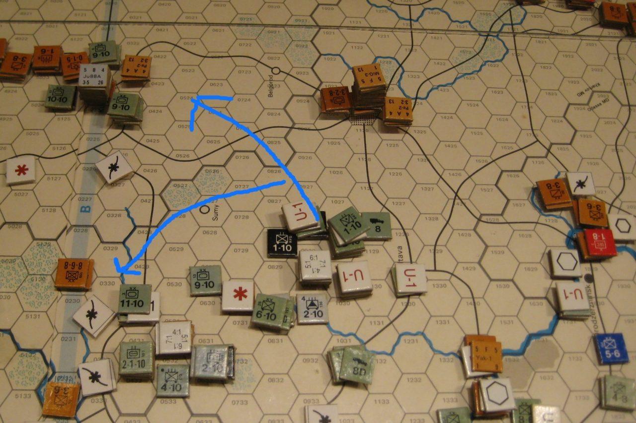 SE AAR 01 - 1941 SEP I Axis Exploitation Phase