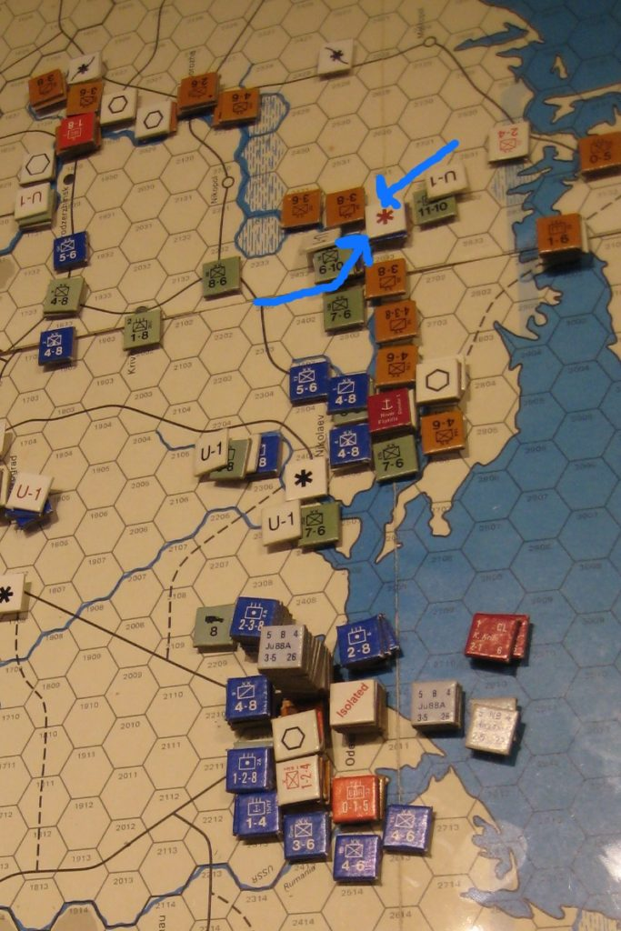 SE AAR 01 - 1941 SEP I Axis Combat Phase