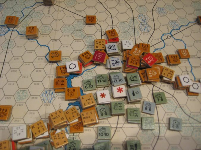 SE AAR 01 - 1941 OCT I Axis Combat Phase.