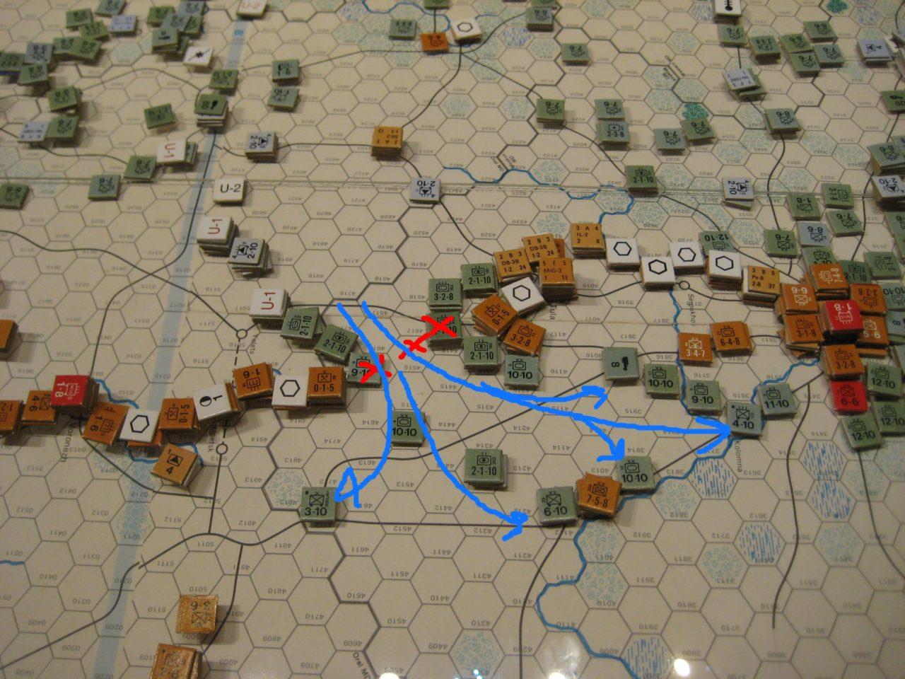 SE AAR 01 - 1941 OCT I Axis Exploitation Phase