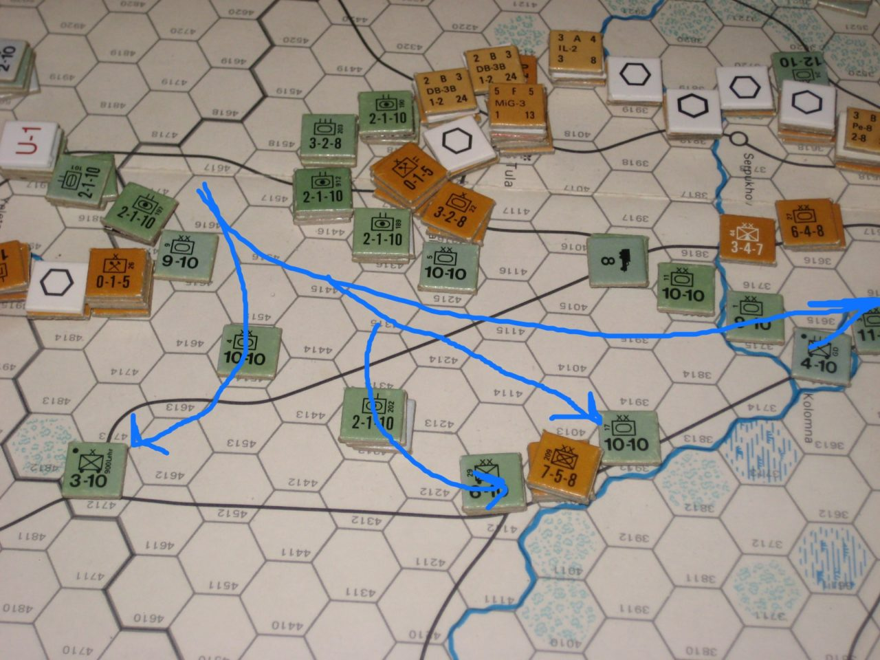 SE AAR 01 - 1941 SEP II Axis Exploitation Phase