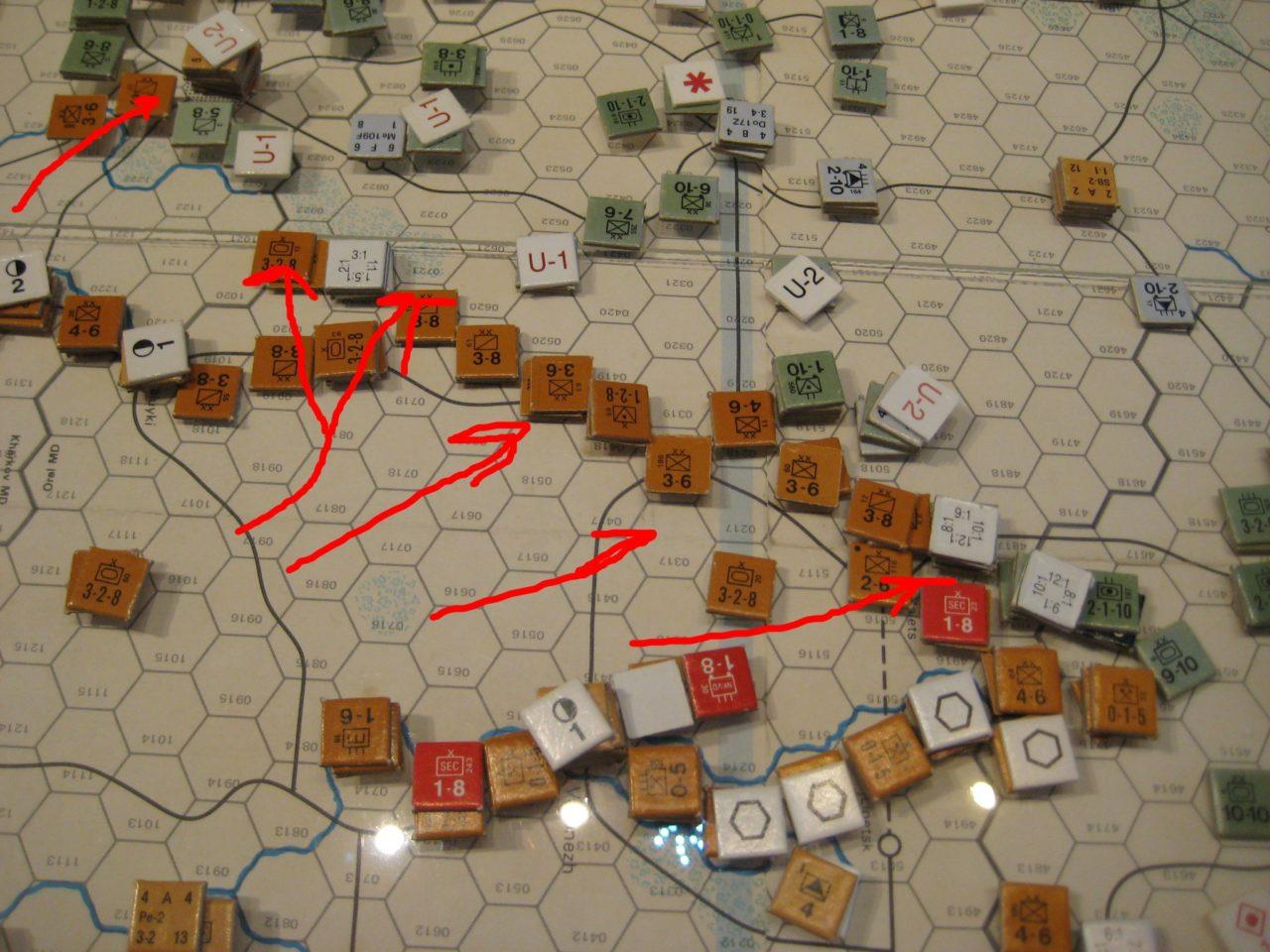 SE AAR 01 - 1941 Oct I 41 Soviet Counterattack