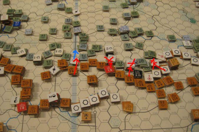 SE AAR 01 - 1941 NOV I Soviet Turn