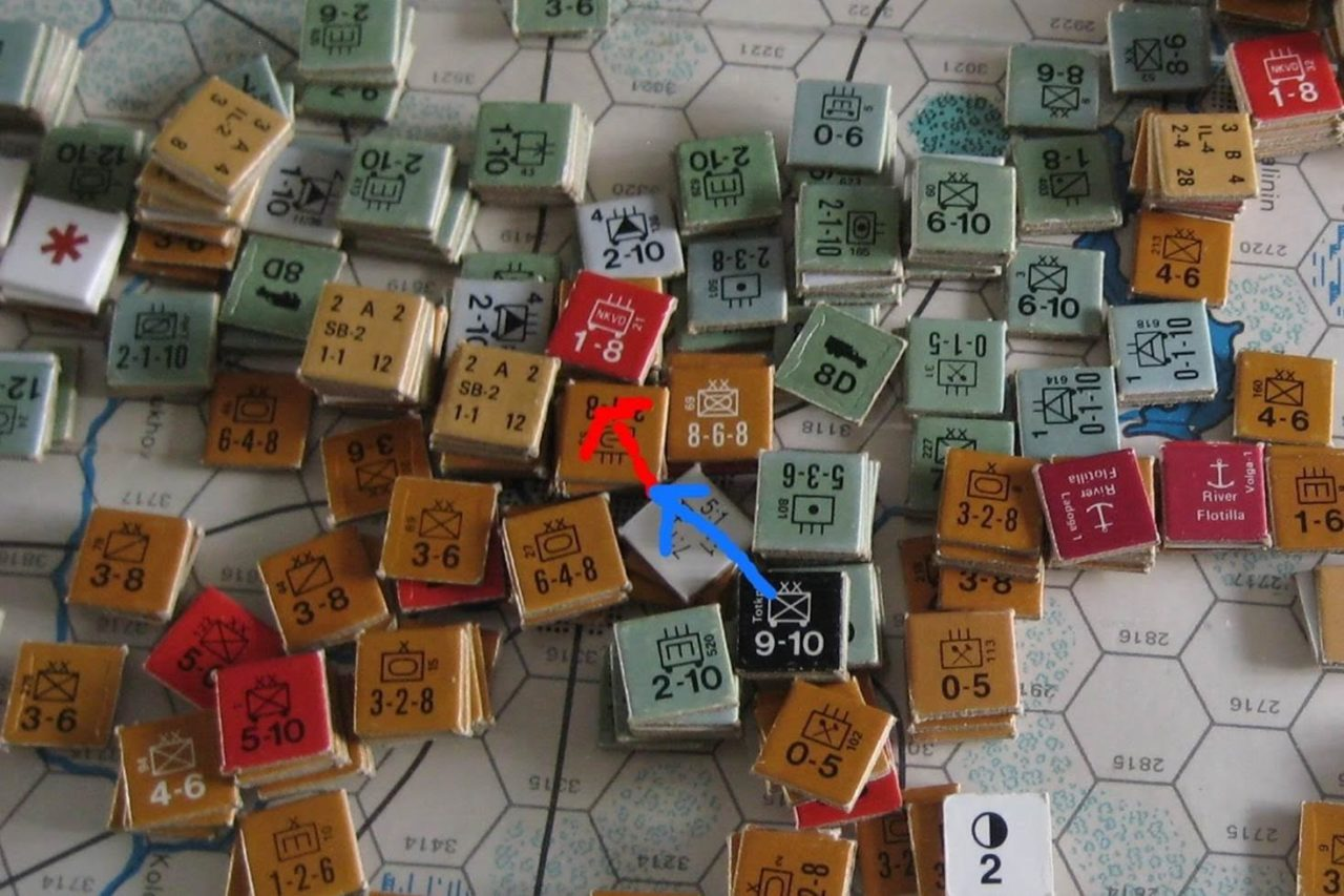 SE AAR 1 NOV II Axis Turn