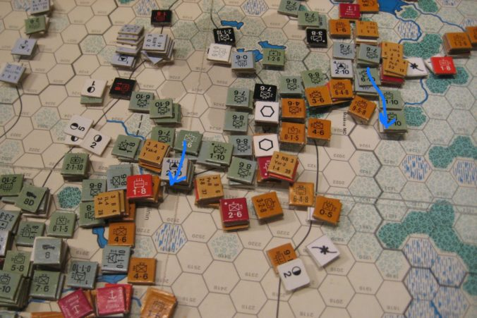 SE AAR 1941 Nov II Axis Turn