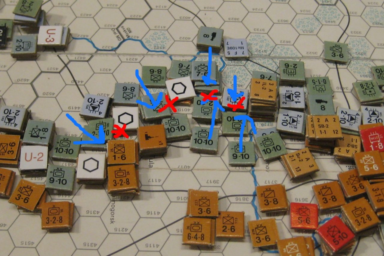 SE AAR Nov II Axis Turn