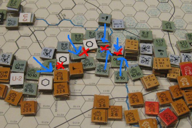 SE AAR Nov II Axis Turn