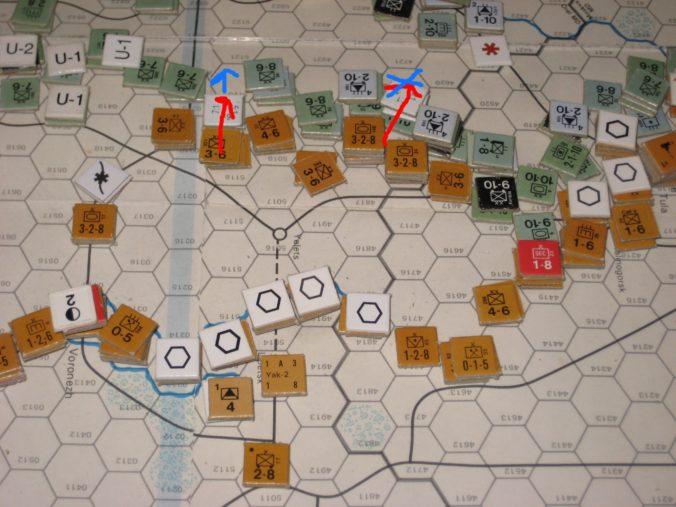 SE AAR 1 1941 NOV II Soviet Turn