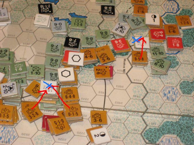 SE AAR 11941 NOV II Soviet Turn