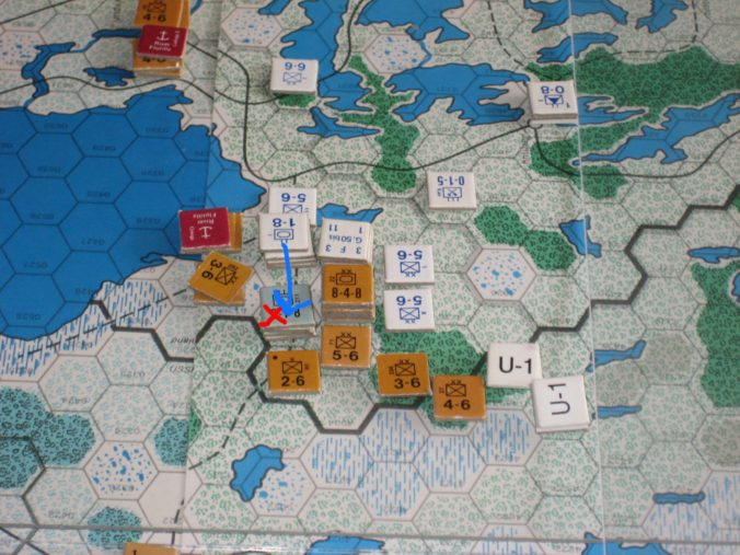 SE AAR 1 1941 DEC I Axis Turn