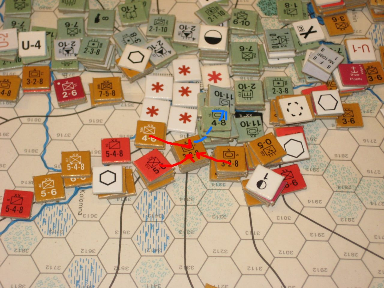 SE AAR 1 1941 DEC I Soviet Turn: