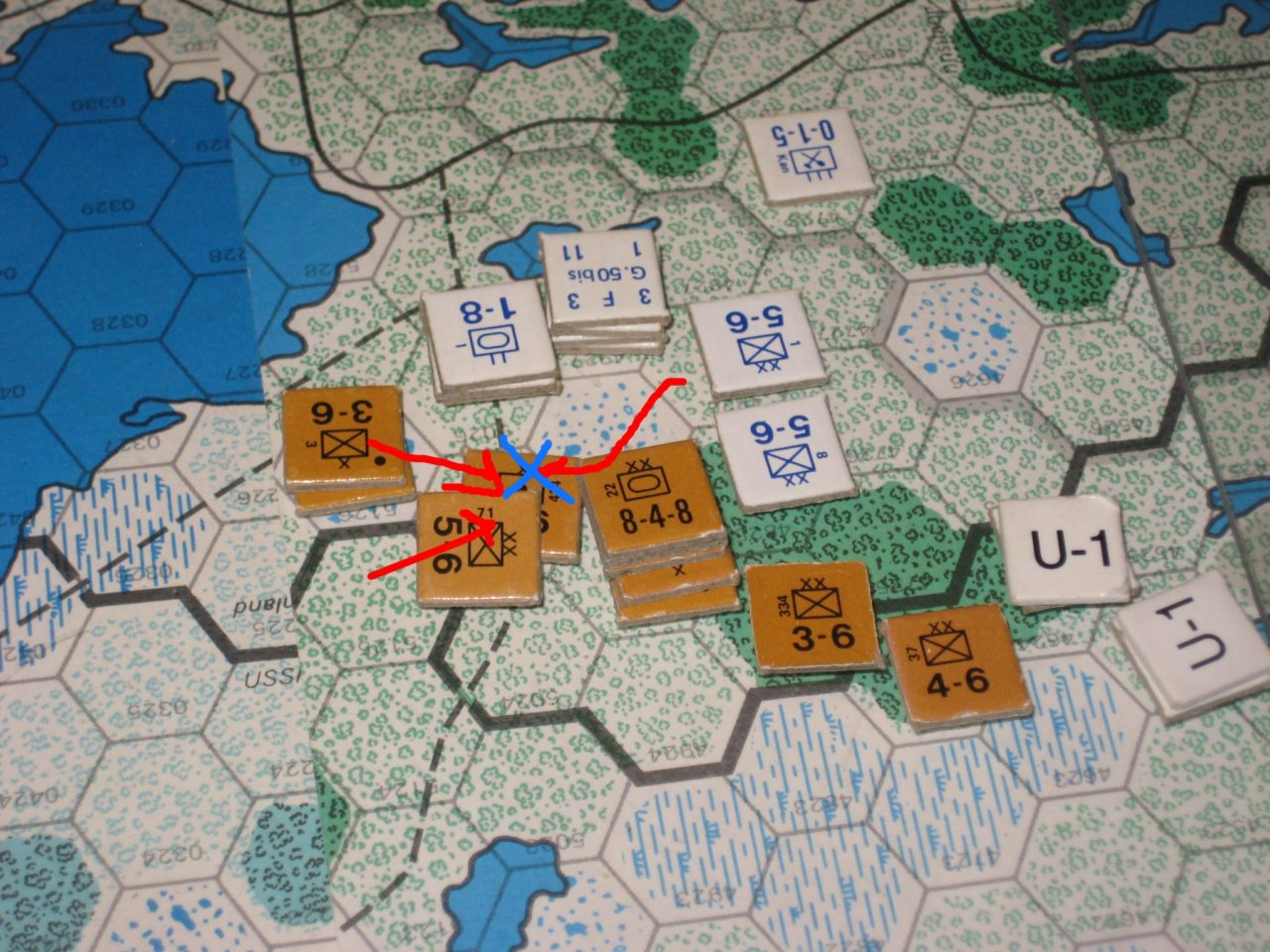 SE AAR 1 1941 DEC I Soviet Turn