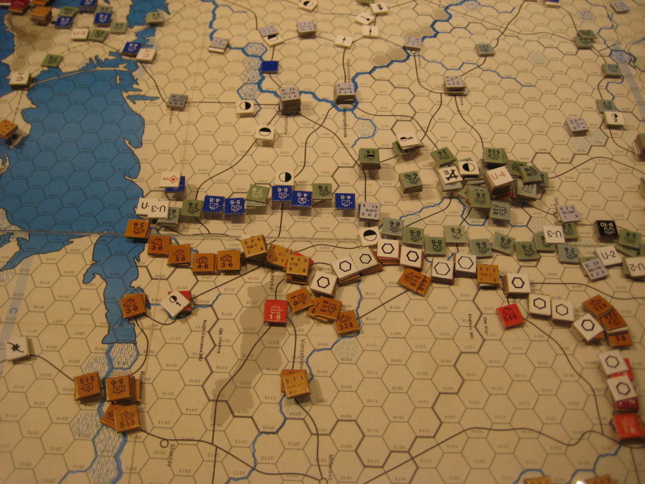 SE AAR 1 1941 DEC II Soviet Turn