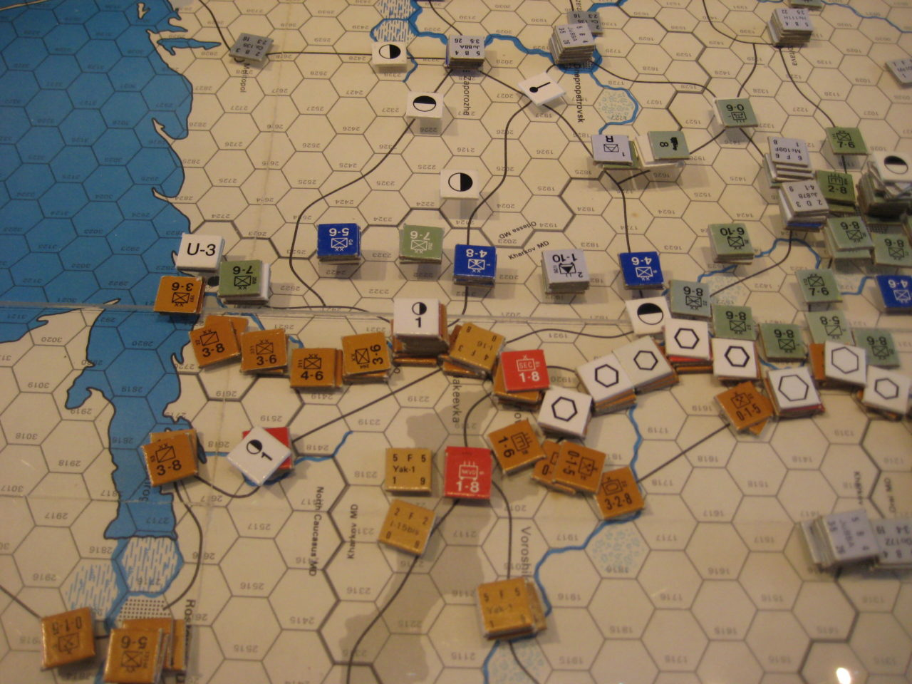 SE AAR 1 1941 DEC II Axis Turn