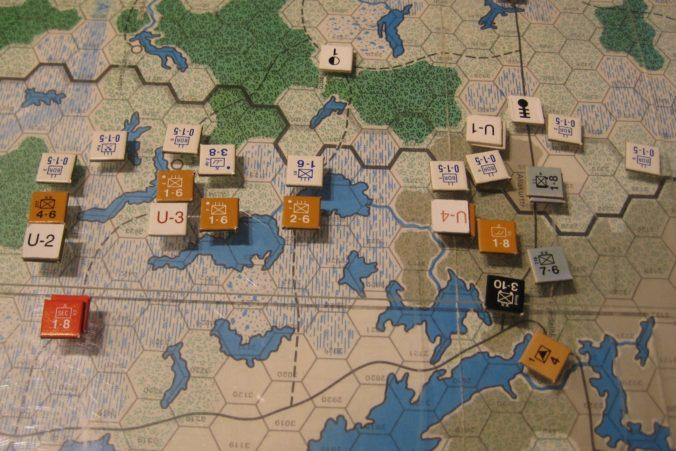 SE AAR 1 1942 JAN I Axis Turn