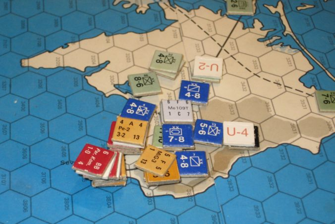 SE AAR 1 1942 JAN I Axis Turn