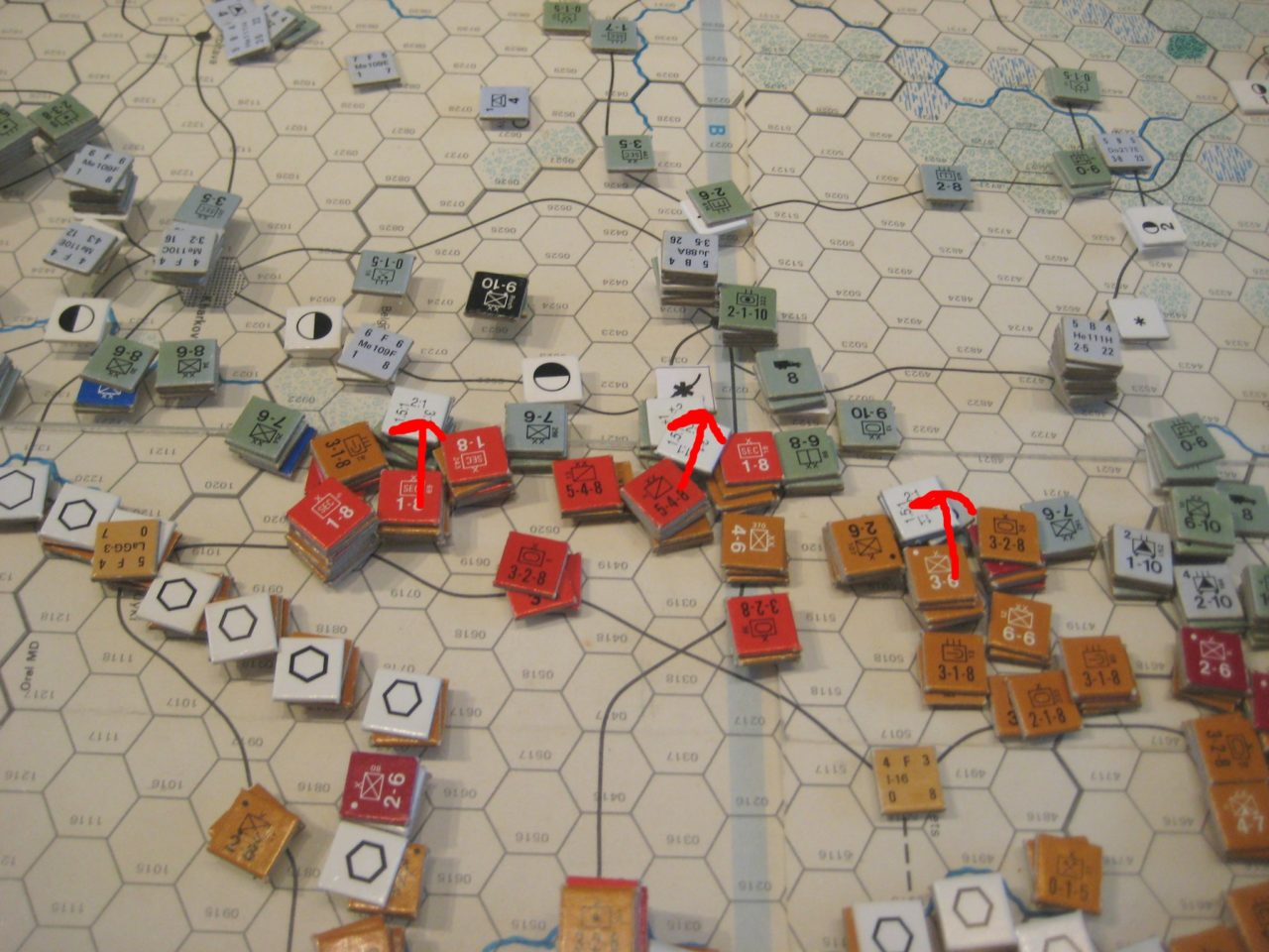 SE AAR 1 Jan I 42 Soviet Turn