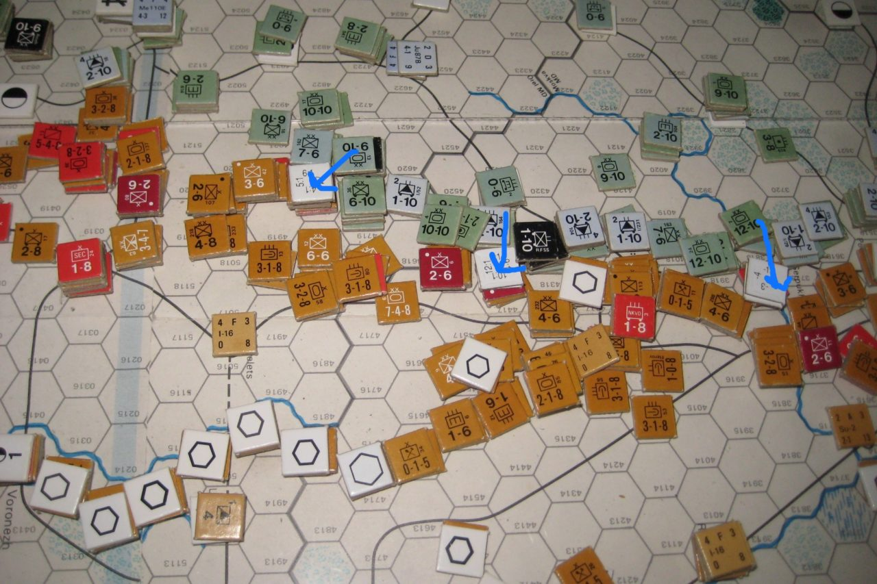 Jan I '42 Axis Turn