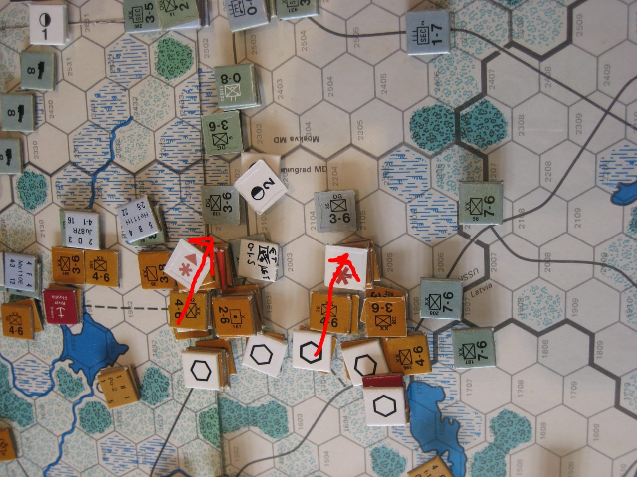Jan II '42 Soviet Turn