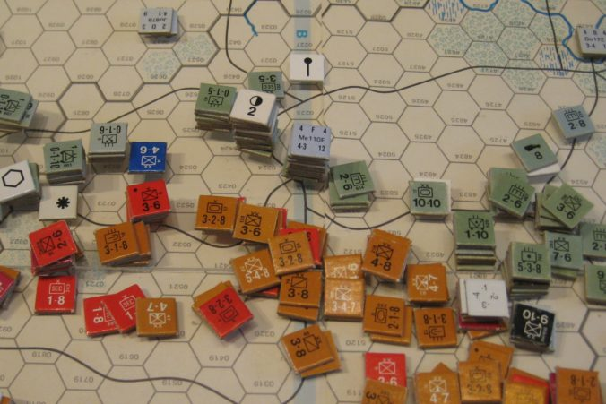 Feb I '42 Axis Turn