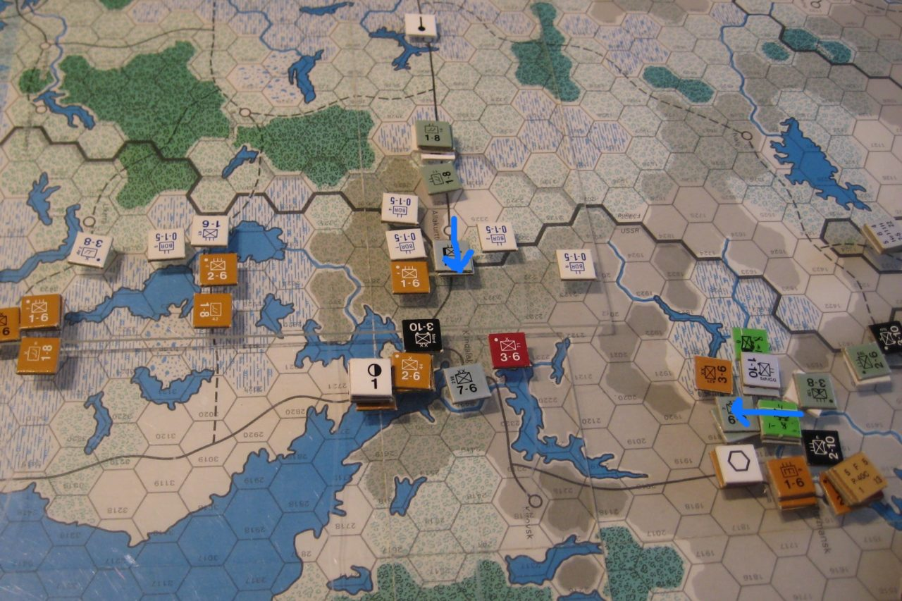 Axis Feb I '42 Turn