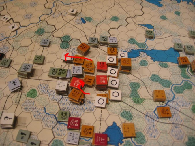 Soviet Feb I 1942: The Soviet Steamroller advances